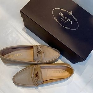 NWT PRADA loafers